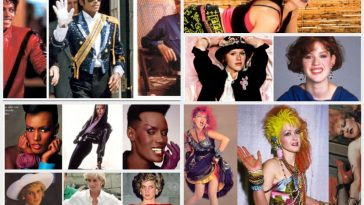 Craziest 80s Celebrity Fashion Looks