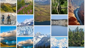 Largest National Parks In The United States
