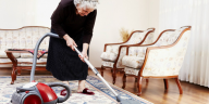 Vacuum for Elderly Homeowners