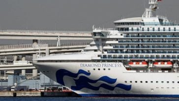 Coronavirus in Diamond Princess